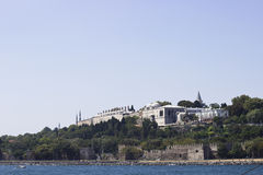 Topkapi Palace Royalty Free Stock Images