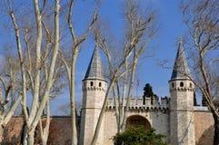 Topkapi slott Arkivfoton