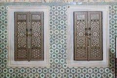 Topkapi slottharem Istanbul royaltyfri foto