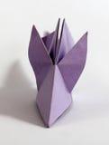 Topo di origami Fotografia Stock Libera da Diritti