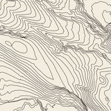 Topographic map background concept with space for your copy. Topography lines art contour , mountain hiking trail. Topographic map background concept with space Royalty Free Stock Image