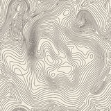 Topographic map background concept with space for your copy. Topography lines art contour , mountain hiking trail. Topographic map background concept with space Royalty Free Stock Photo