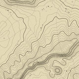 Topographic map background concept with space for your copy. Topography lines art contour , mountain hiking trail. Topographic map background concept with space Royalty Free Stock Photography