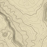 Topographic map background concept with space for your copy. Topography lines art contour , mountain hiking trail. Topographic map background concept with space Stock Photos