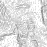 Topographic map background with space for copy . Line topography map contour background , geographic grid abstract Royalty Free Stock Photo
