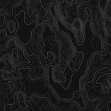 Topographic map lines background. Vector illustration. Topographic map lines background. Abstract vector illustration vector illustration