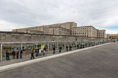 Topography of Terror Royalty Free Stock Image