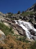 Topokah tombe en parc national des Rois Canyon Photographie stock libre de droits