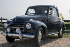 Topolino car. Italian symbol in the world Royalty Free Stock Photography