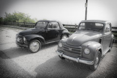Topolino car Royalty Free Stock Photo