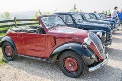 Topolino cars Royalty Free Stock Photos