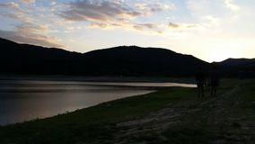 Topolnica湖,保加利亚 免版税库存图片