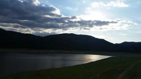 Topolnica湖, Poibrene 免版税图库摄影