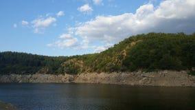 Topolnica湖 库存照片