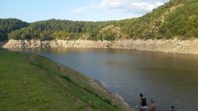 Topolnica湖 图库摄影