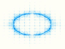 Topological Grid Stock Photography