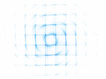 Topological Grid Royalty Free Stock Image