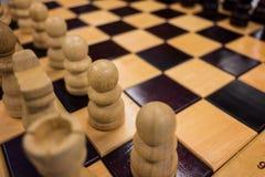 Toppa di scacchi immagine stock