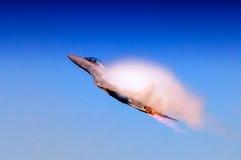 Toppen bålgeting för marin F-18 Royaltyfria Bilder