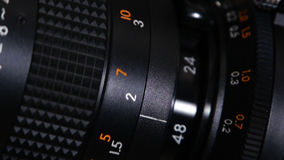 Toppen film för 8 kamera arkivfilmer