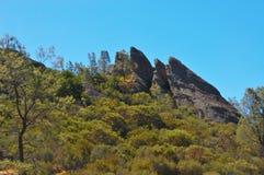 Toppen Nationaal Park royalty-vrije stock afbeeldingen