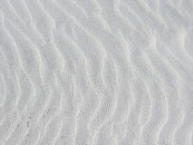 Toppen sand Arkivbilder
