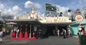 Toppen service för Oscar ` s, Hollywood studior, Orlando, FL royaltyfri bild