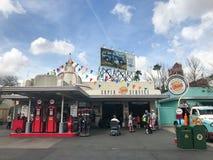 Toppen service för Oscar ` s, Hollywood studior, Orlando, FL royaltyfri fotografi