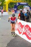 Toppidrettsvecka Trondeim - sprint Fotografia Stock Libera da Diritti