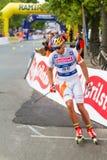 Toppidrettsvecka Trondeim - sprint Immagini Stock