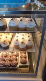 Toppna muffin Royaltyfri Bild