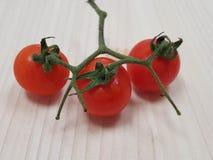 Toppna smakliga tomater Royaltyfri Foto