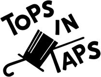 Tops In Taps Stock Image