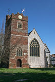 Topsham church Royalty Free Stock Photography