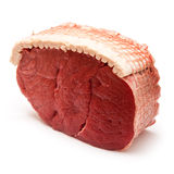 Topside of British beef Royalty Free Stock Photo