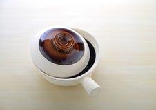 Topview of chinese claypot utensils Stock Photo