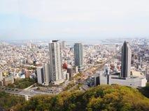 Topview of Kobe Stock Photography