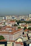 Topview of Lisboa Royalty Free Stock Image