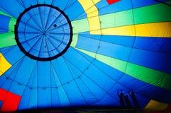 Toque el globo Imagenes de archivo