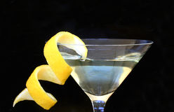 Torção do citrino Imagem de Stock Royalty Free