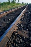 torów kolejowych Zdjęcia Stock