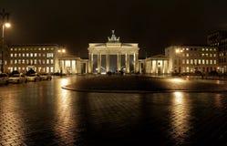Tor Berlino di Brandenburger Fotografia Stock Libera da Diritti