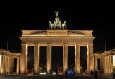 Tor de Berlín Brandenburger Fotos de archivo libres de regalías