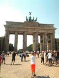 Tor de Brandeburgo Imagen de archivo libre de regalías