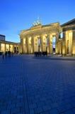 Tor de Brandenburger, Berlín imagenes de archivo
