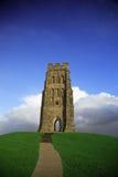 Tor de Glastonbury Imagenes de archivo