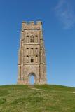 Tor de Glastonbury fotografia de stock