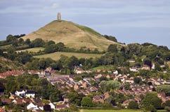 Tor de Glastonbury Imagem de Stock Royalty Free