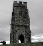 Tor de Glastonbury Fotos de Stock