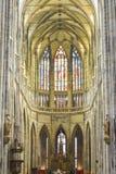 Tor des Prag-Schlosses Lizenzfreie Stockfotografie